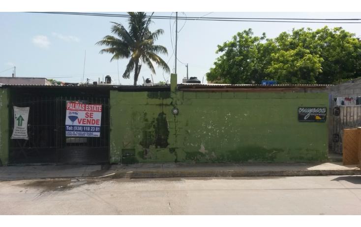 Foto de terreno habitacional en venta en  , benito juárez, carmen, campeche, 2016504 No. 01