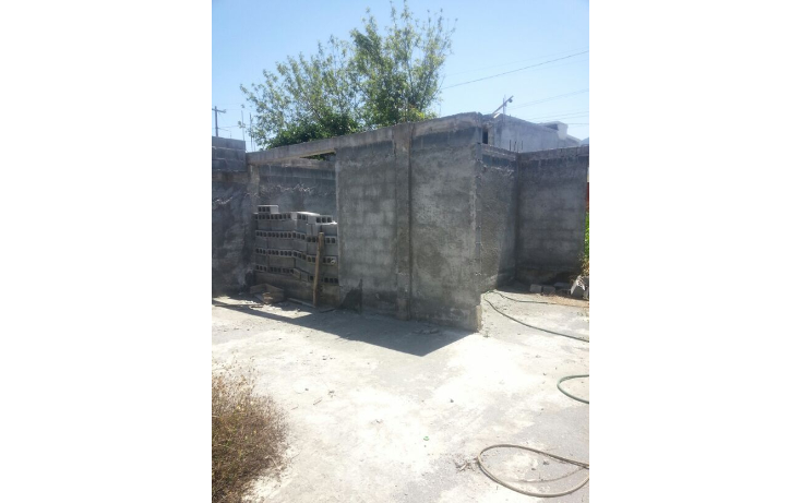 Foto de terreno habitacional en venta en  , benito juárez centro, juárez, nuevo león, 1271759 No. 01