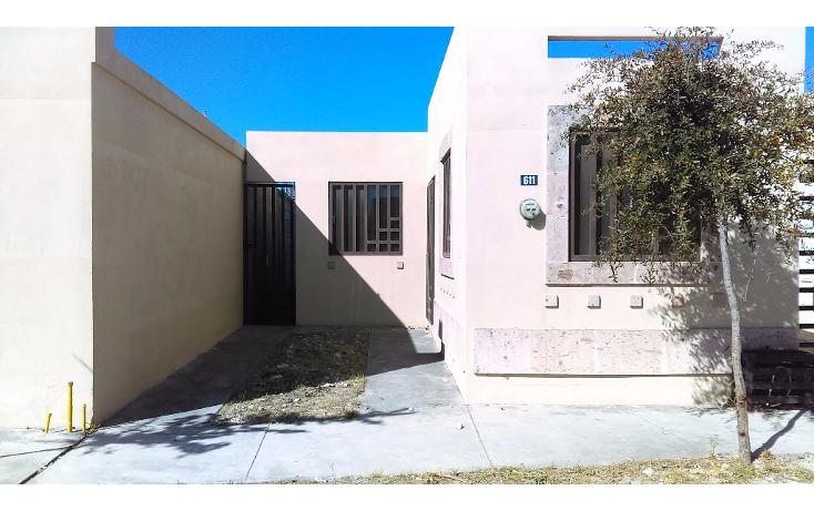 Foto de casa en venta en  , benito juárez centro, juárez, nuevo león, 1556892 No. 01