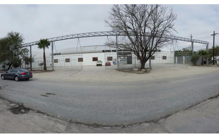 Foto de nave industrial en renta en  , benito juárez centro, juárez, nuevo león, 1611564 No. 01
