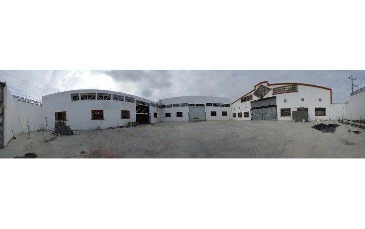 Foto de nave industrial en renta en  , benito juárez centro, juárez, nuevo león, 1611564 No. 02
