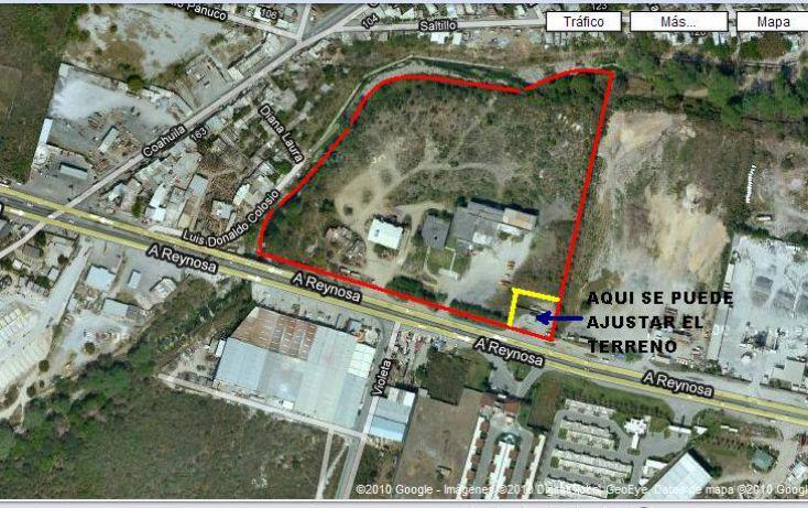 Foto de terreno comercial en venta en, benito juárez centro, juárez, nuevo león, 1931628 no 05