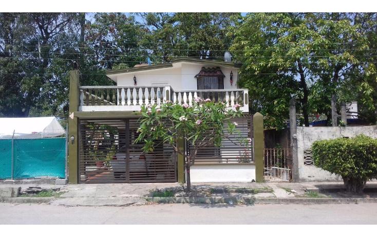 Foto de casa en venta en  , benito juárez, ciudad madero, tamaulipas, 1294167 No. 01