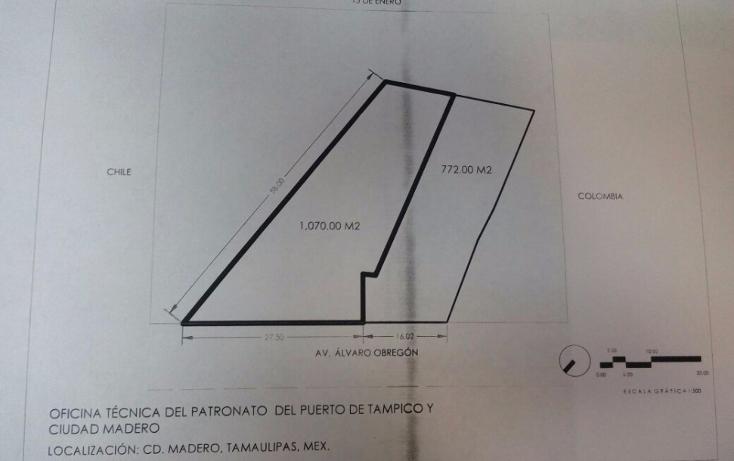 Foto de terreno habitacional en venta en  , benito juárez, ciudad madero, tamaulipas, 1339853 No. 05