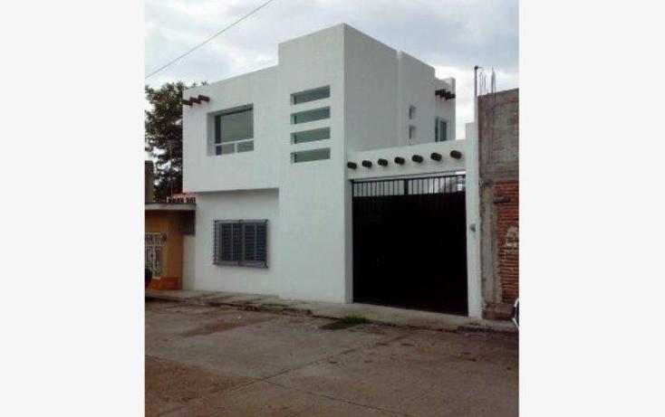 Foto de casa en venta en  , benito ju?rez, cuautla, morelos, 1846018 No. 01