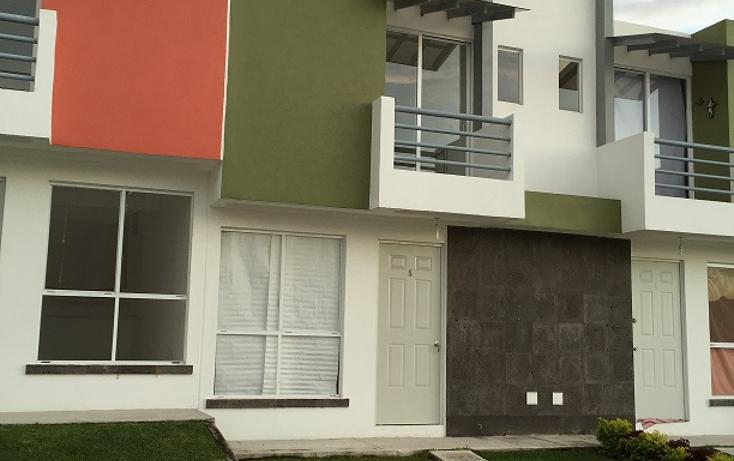 Foto de casa en venta en  , benito juárez, emiliano zapata, morelos, 1074285 No. 01