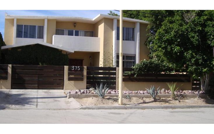 Foto de casa en venta en  , benito juárez, la paz, baja california sur, 1227559 No. 01