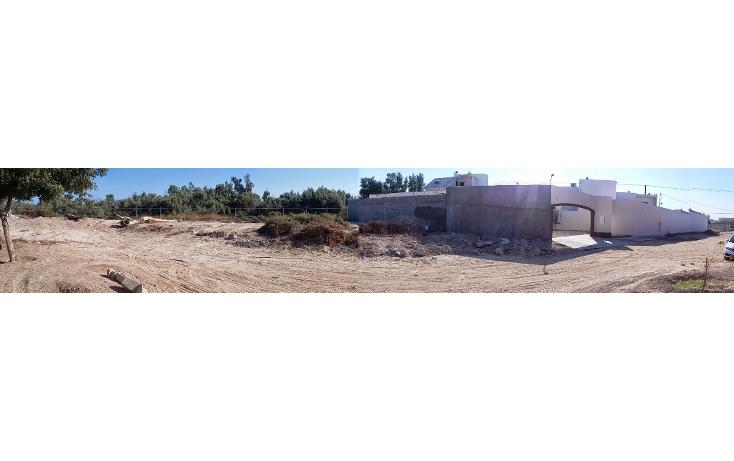 Foto de terreno habitacional en venta en  , benito ju?rez, la paz, baja california sur, 1291209 No. 02