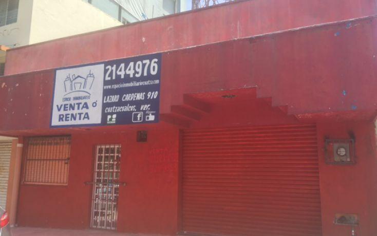 Foto de local en renta en, benito juárez norte, coatzacoalcos, veracruz, 2038934 no 01