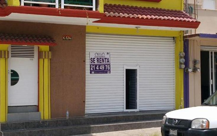 Foto de local en renta en  , benito juárez norte, coatzacoalcos, veracruz de ignacio de la llave, 1283863 No. 01