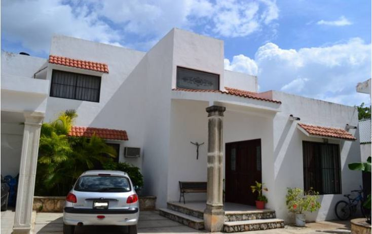 Foto de casa en venta en, benito juárez nte, mérida, yucatán, 1071111 no 01
