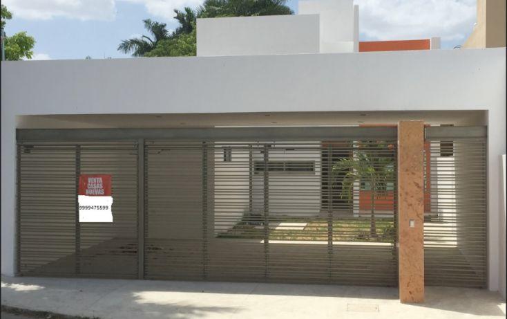 Foto de casa en venta en, benito juárez nte, mérida, yucatán, 1203787 no 01