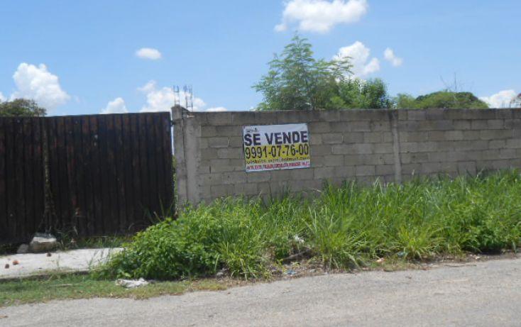 Foto de terreno habitacional en venta en, benito juárez nte, mérida, yucatán, 1248841 no 01