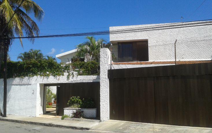 Foto de casa en renta en, benito juárez nte, mérida, yucatán, 1362853 no 01