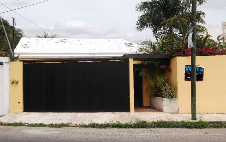 Foto de casa en venta en, benito juárez nte, mérida, yucatán, 1744007 no 01