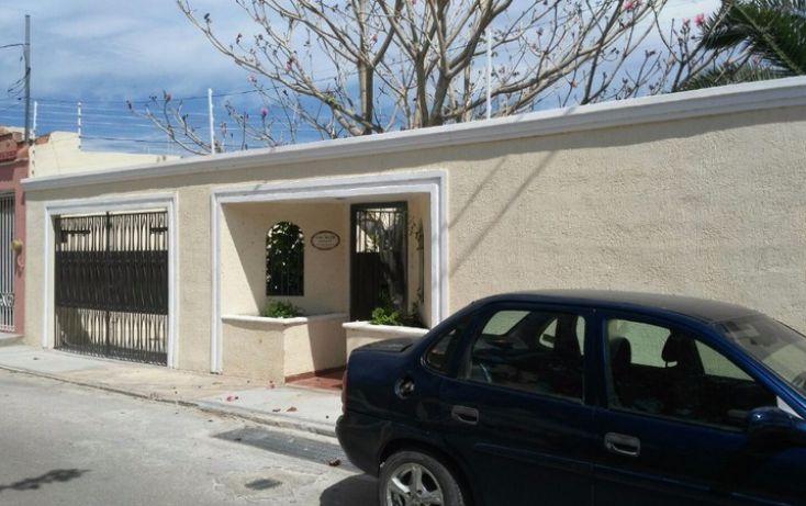 Foto de casa en renta en, benito juárez nte, mérida, yucatán, 1860822 no 01