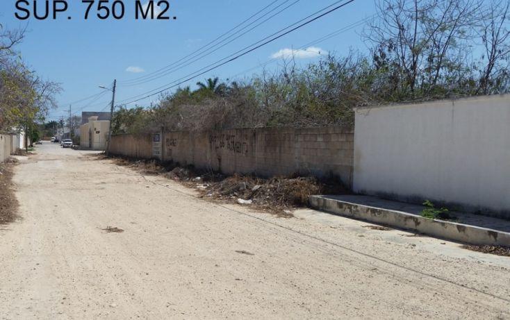 Foto de terreno habitacional en venta en, benito juárez nte, mérida, yucatán, 1927639 no 02