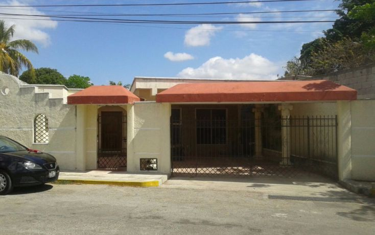Foto de casa en venta en, benito juárez nte, mérida, yucatán, 1969240 no 01