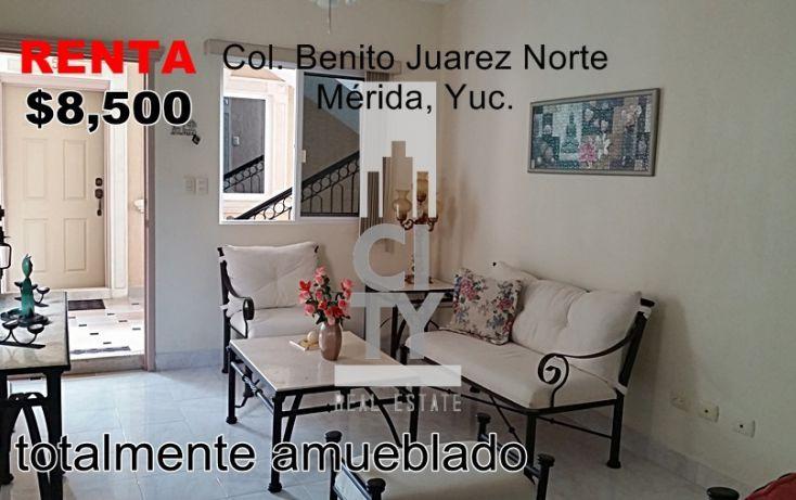 Foto de departamento en renta en, benito juárez nte, mérida, yucatán, 1969779 no 01