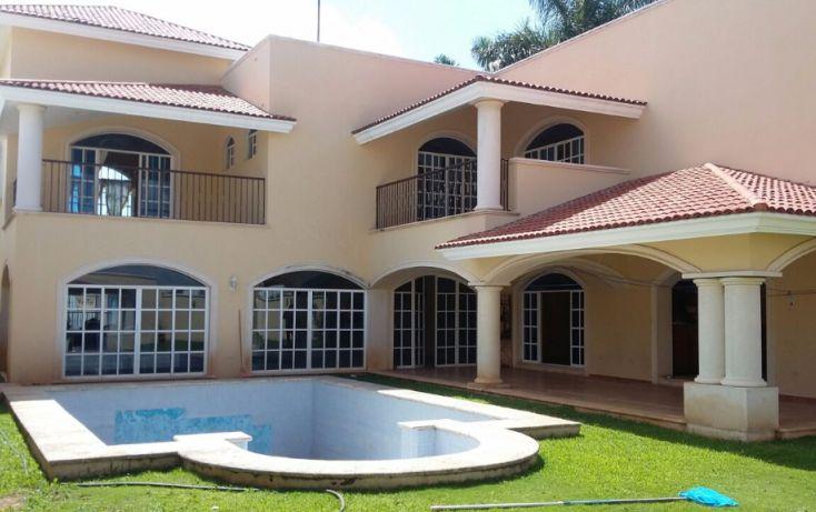 Foto de casa en venta en, benito juárez nte, mérida, yucatán, 2015546 no 01