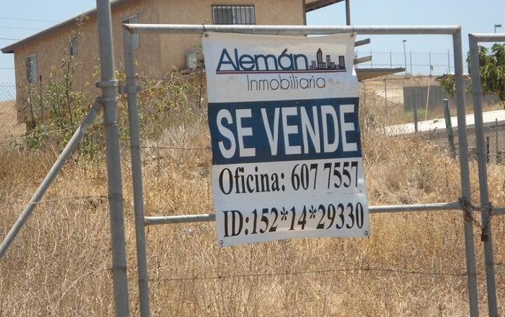 Foto de terreno habitacional en venta en  , benito juárez, playas de rosarito, baja california, 416316 No. 01