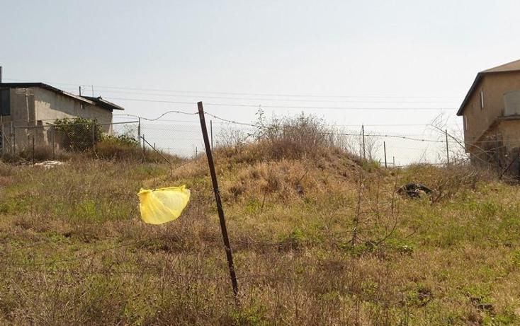 Foto de terreno habitacional en venta en  , benito juárez, playas de rosarito, baja california, 416316 No. 05