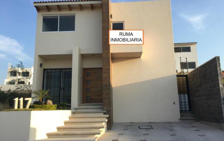 Foto de casa en venta en, benito juárez, querétaro, querétaro, 1647460 no 01