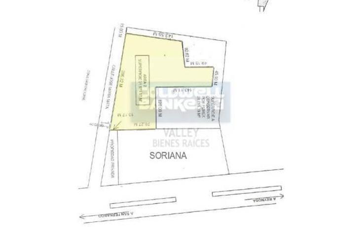 Foto de terreno comercial en venta en  , benito juárez, reynosa, tamaulipas, 1843560 No. 06