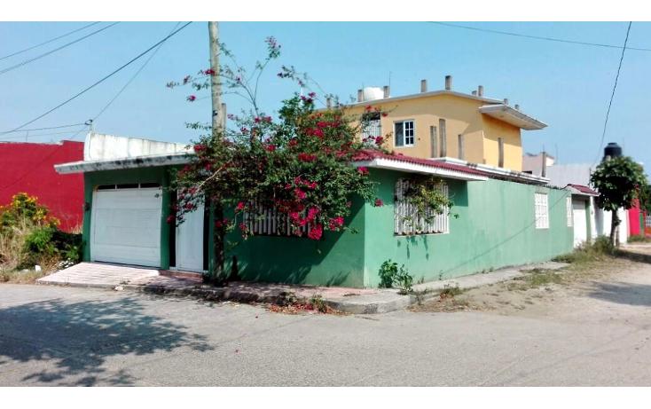 Foto de casa en venta en  , benito juárez sur, coatzacoalcos, veracruz de ignacio de la llave, 1794146 No. 01