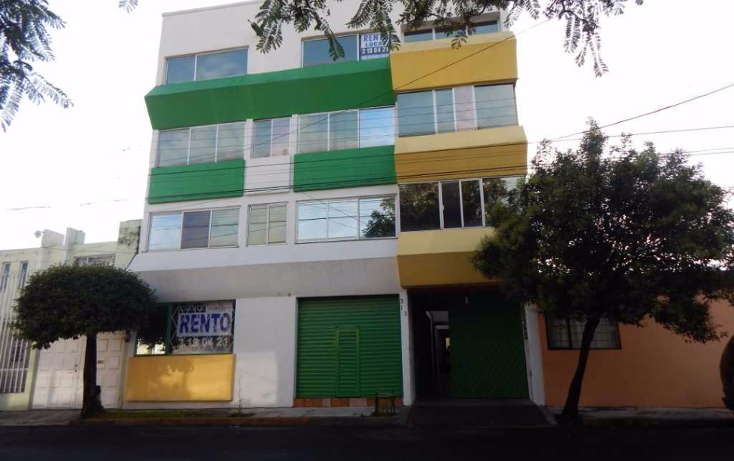 Foto de departamento en renta en  , benito juárez, toluca, méxico, 1045585 No. 01
