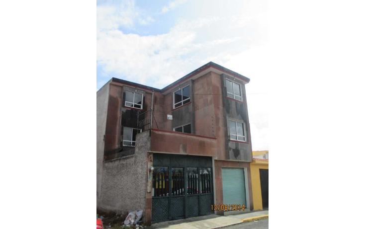 Foto de edificio en venta en  , benito juárez, toluca, méxico, 1059837 No. 01