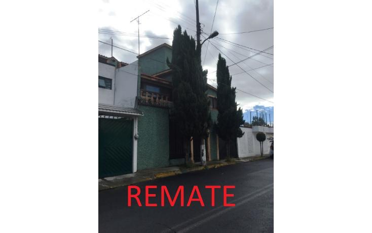 Foto de casa en venta en  , benito juárez, toluca, méxico, 1609962 No. 01