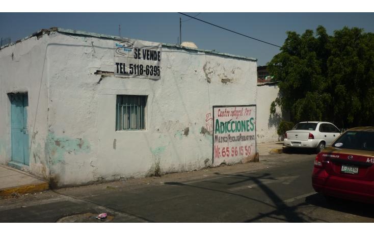 Foto de terreno habitacional en venta en benito juárez, vallejo poniente, gustavo a madero, df, 584529 no 02