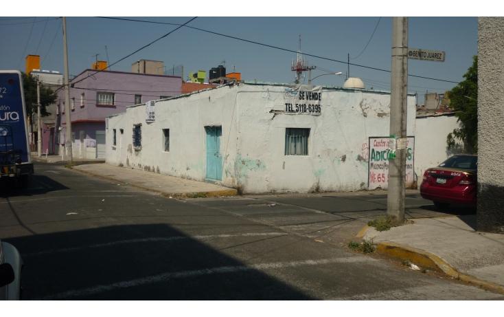 Foto de terreno habitacional en venta en benito juárez, vallejo poniente, gustavo a madero, df, 584529 no 03