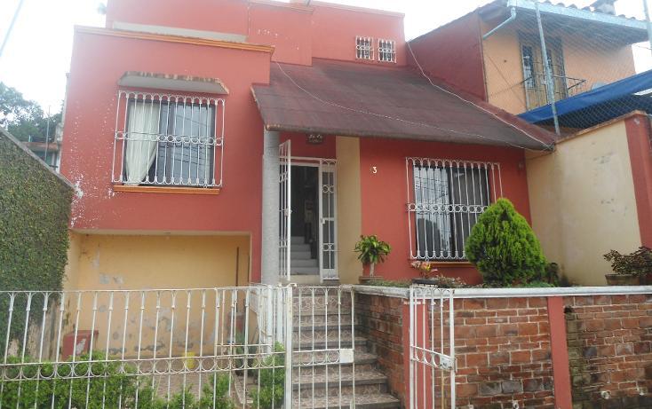 Foto de casa en venta en  , benito juárez, xalapa, veracruz de ignacio de la llave, 1978318 No. 01
