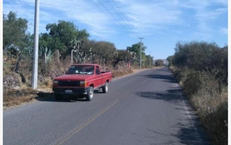 Foto de terreno habitacional en venta en s/c , bernal, ezequiel montes, querétaro, 1382687 No. 04