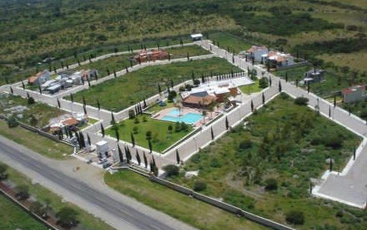 Foto de terreno habitacional en venta en  , bernal, ezequiel montes, querétaro, 1417129 No. 02