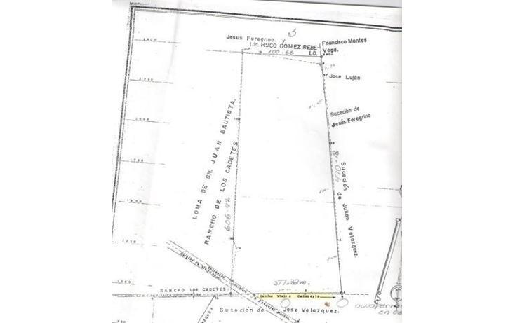Foto de terreno habitacional en venta en  , bernal, ezequiel montes, querétaro, 1961229 No. 01