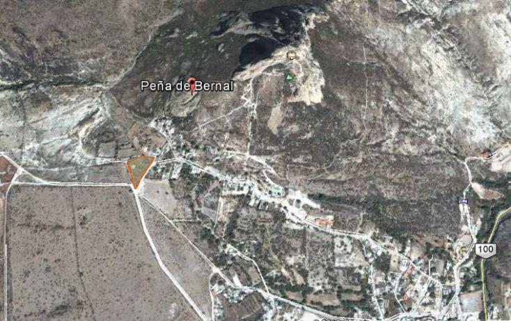 Foto de terreno comercial en venta en, bernal, ezequiel montes, querétaro, 2036188 no 02