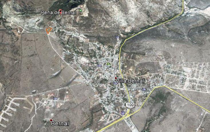 Foto de terreno comercial en venta en, bernal, ezequiel montes, querétaro, 2036188 no 03