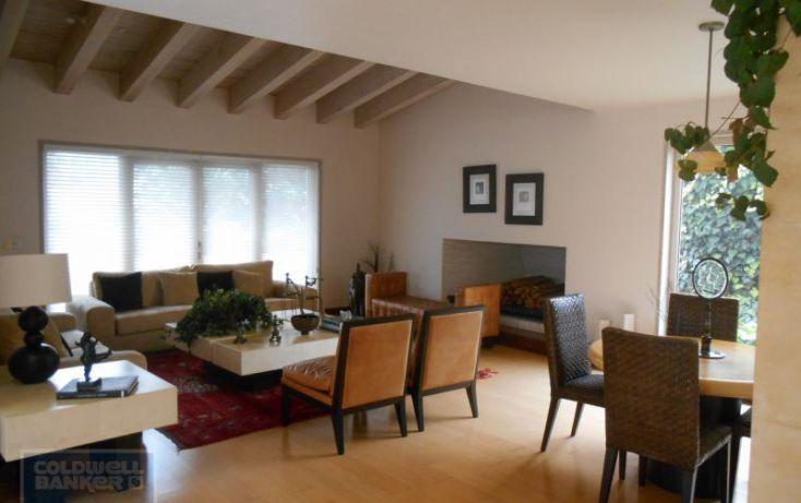Foto de casa en condominio en venta en bernardo quintana 595, santa fe, álvaro obregón, df, 2035672 no 04
