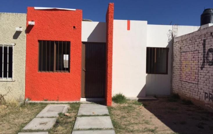 Foto de casa en venta en bienestar 416, san josé del barranco, san francisco de los romo, aguascalientes, 1728044 No. 01