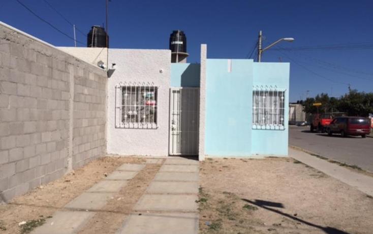 Foto de casa en venta en bienestar 500, san josé del barranco, san francisco de los romo, aguascalientes, 1728162 No. 01