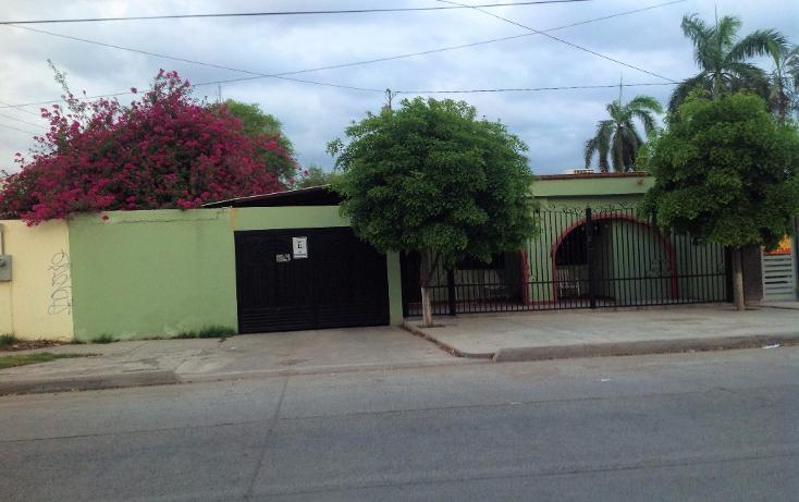 Foto de casa en venta en  , bienestar, ahome, sinaloa, 1893220 No. 01