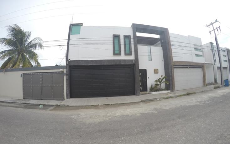 Foto de casa en renta en  , bivalbo, carmen, campeche, 1527863 No. 01