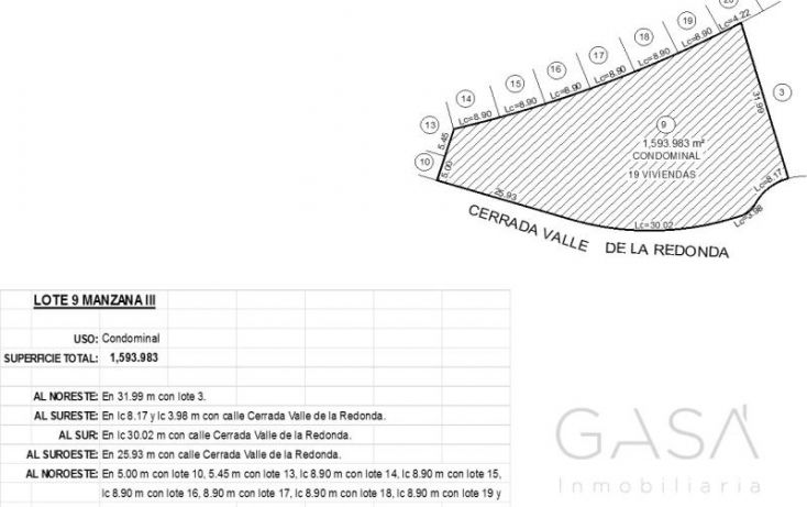Foto de terreno habitacional en venta en biznaga, desarrollo habitacional zibata, el marqués, querétaro, 1806272 no 01