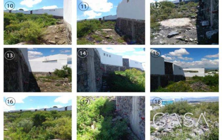 Foto de terreno habitacional en venta en biznaga, desarrollo habitacional zibata, el marqués, querétaro, 1806272 no 03