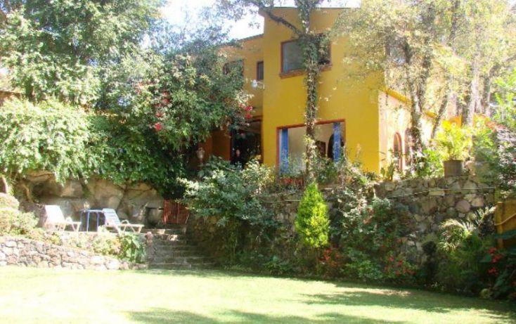 Foto de casa en venta en, blanca universidad, cuernavaca, morelos, 1421813 no 01