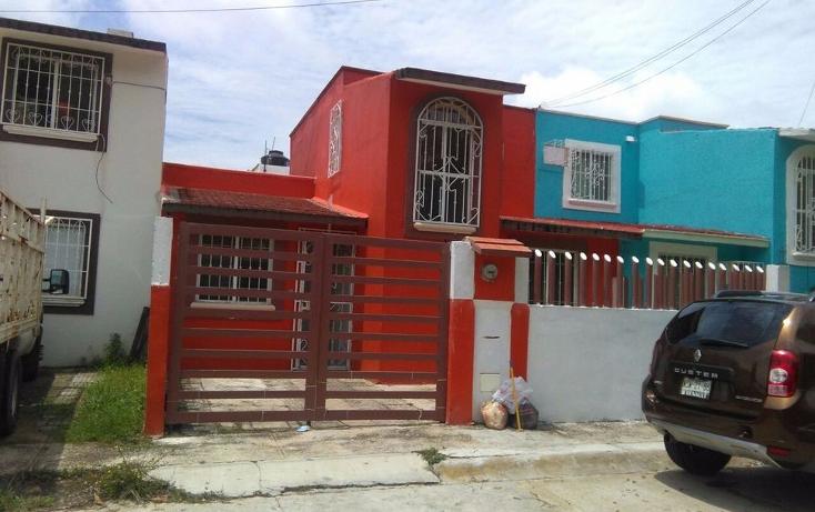 Foto de casa en venta en  , blancas mariposas, centro, tabasco, 1380869 No. 01