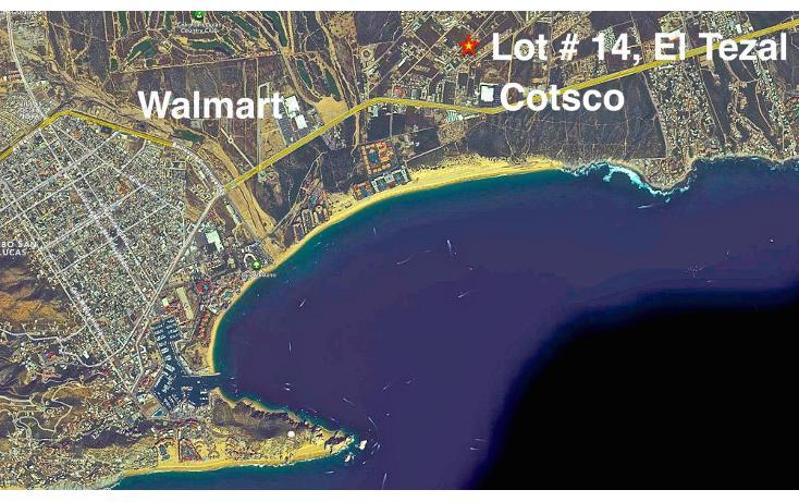 Foto de terreno habitacional en venta en block # 38 lot # 14 , el tezal, los cabos, baja california sur, 1764294 No. 07